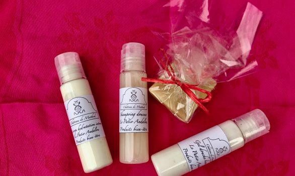 <em>Le Jardin Japonais</em> | Gel douche, shampoing douceur, lait corps hydratation intense